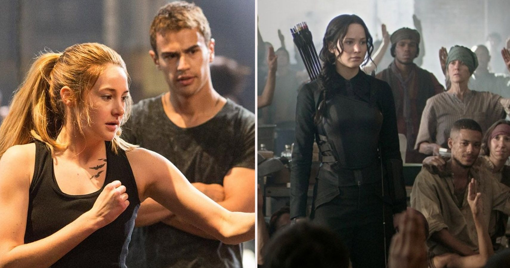 5 Things The Hunger Games Did Better Than Divergent And 5