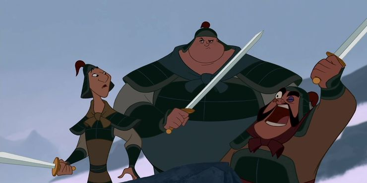 The Mbti Of 10 Mulan Characters Screenrant