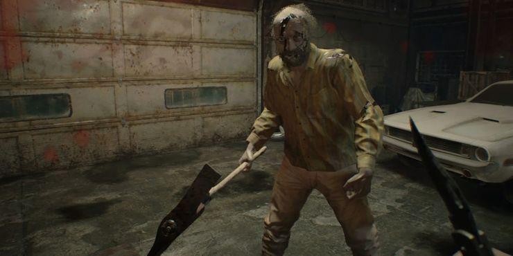 Resident Evil 7 Biohazard Boss Guide Screen Rant