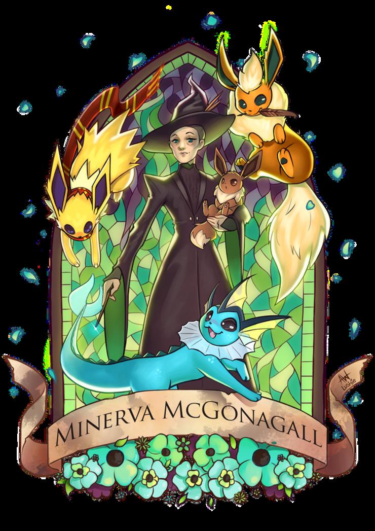 10 Harry Potter Characters Reimagined As Pokemon Trainers Fan Art