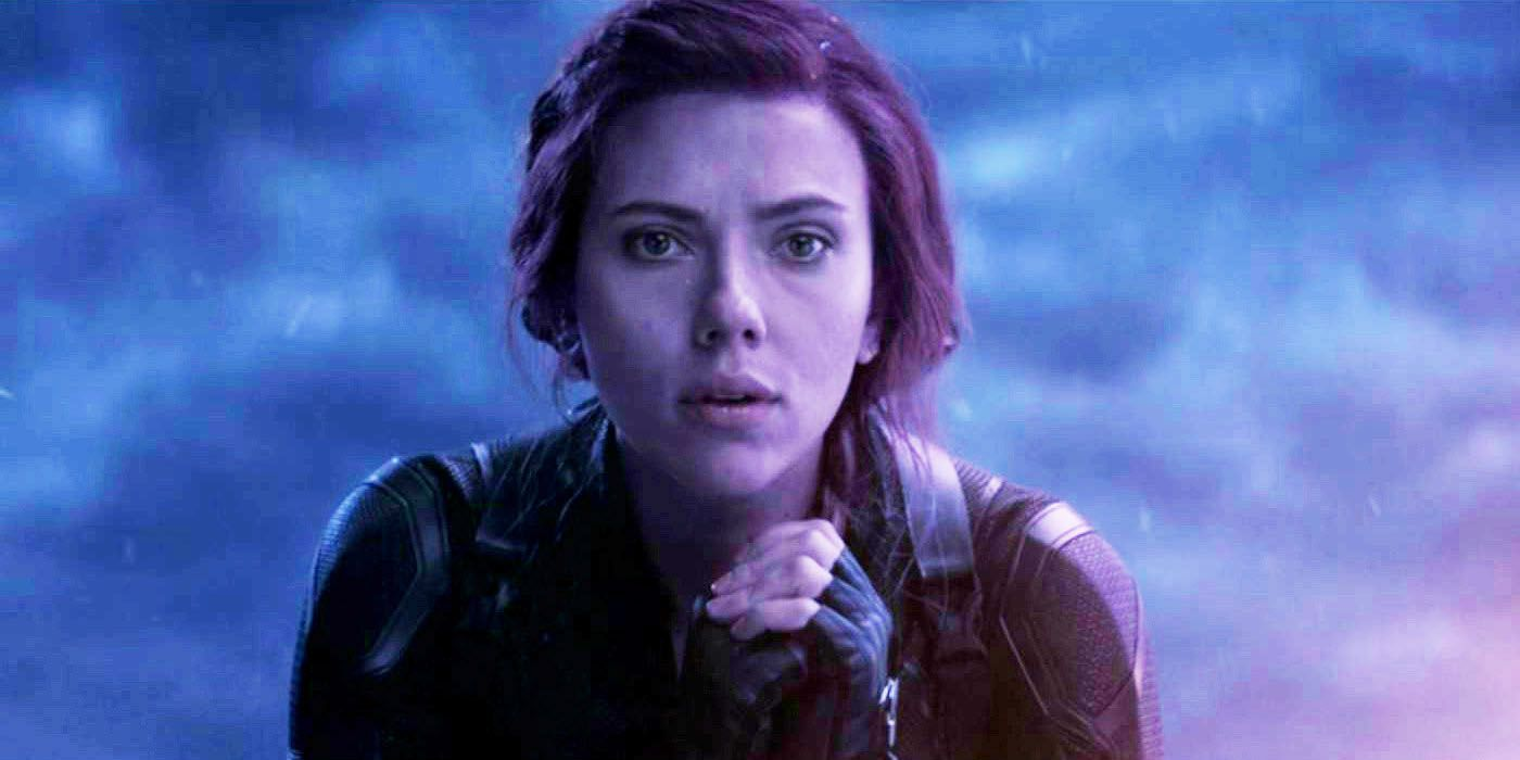 Black Widow S Endgame Death Didn T Surprise Scarlett Johansson