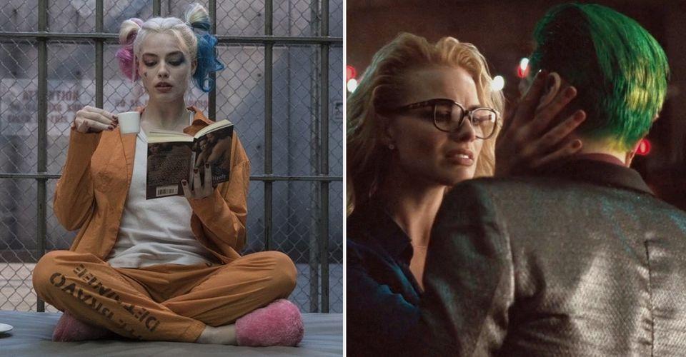 Birds Of Prey 10 Harley Quinn Mannerisms Margot Robbie Nailed
