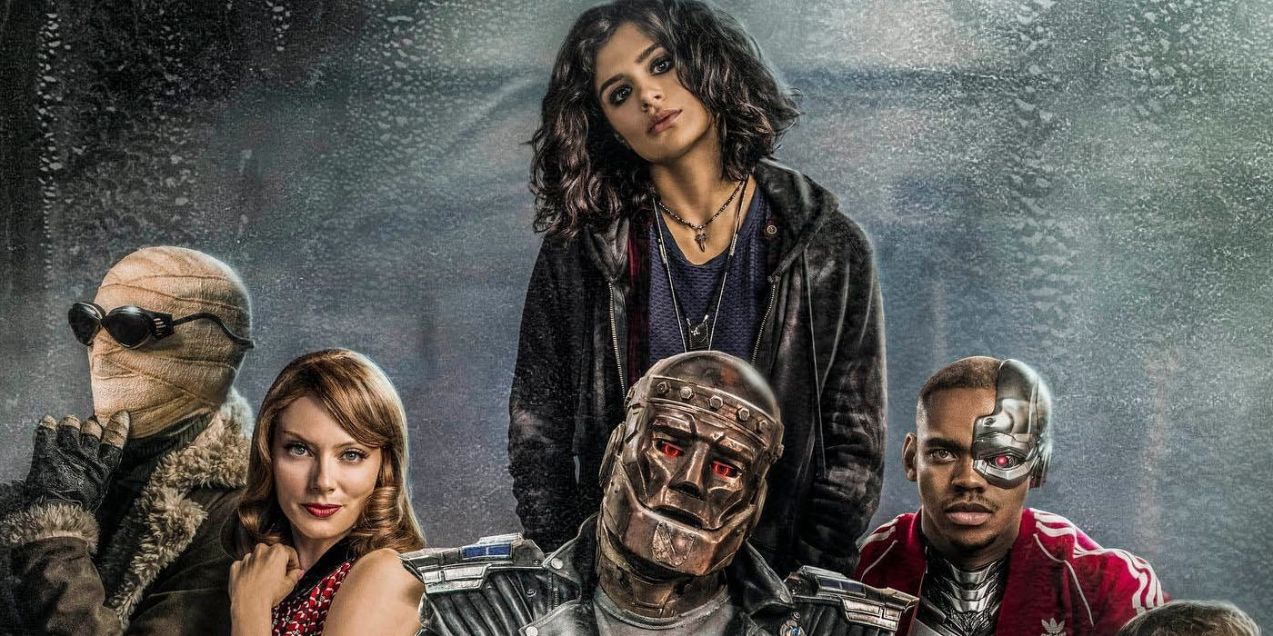 Doom Patrol Season 2 Release Date & First Story Details Revealed
