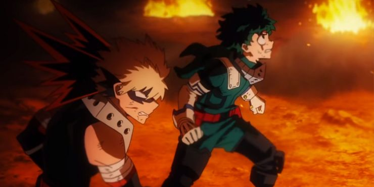 Image result for my hero academia heroes rising