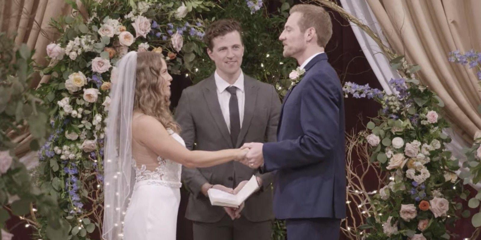 Love Is Blind, Kenny Barnes, Kelly, Kenny, Fiancee, Alexandra Garrison, Netflix, wedding, latest