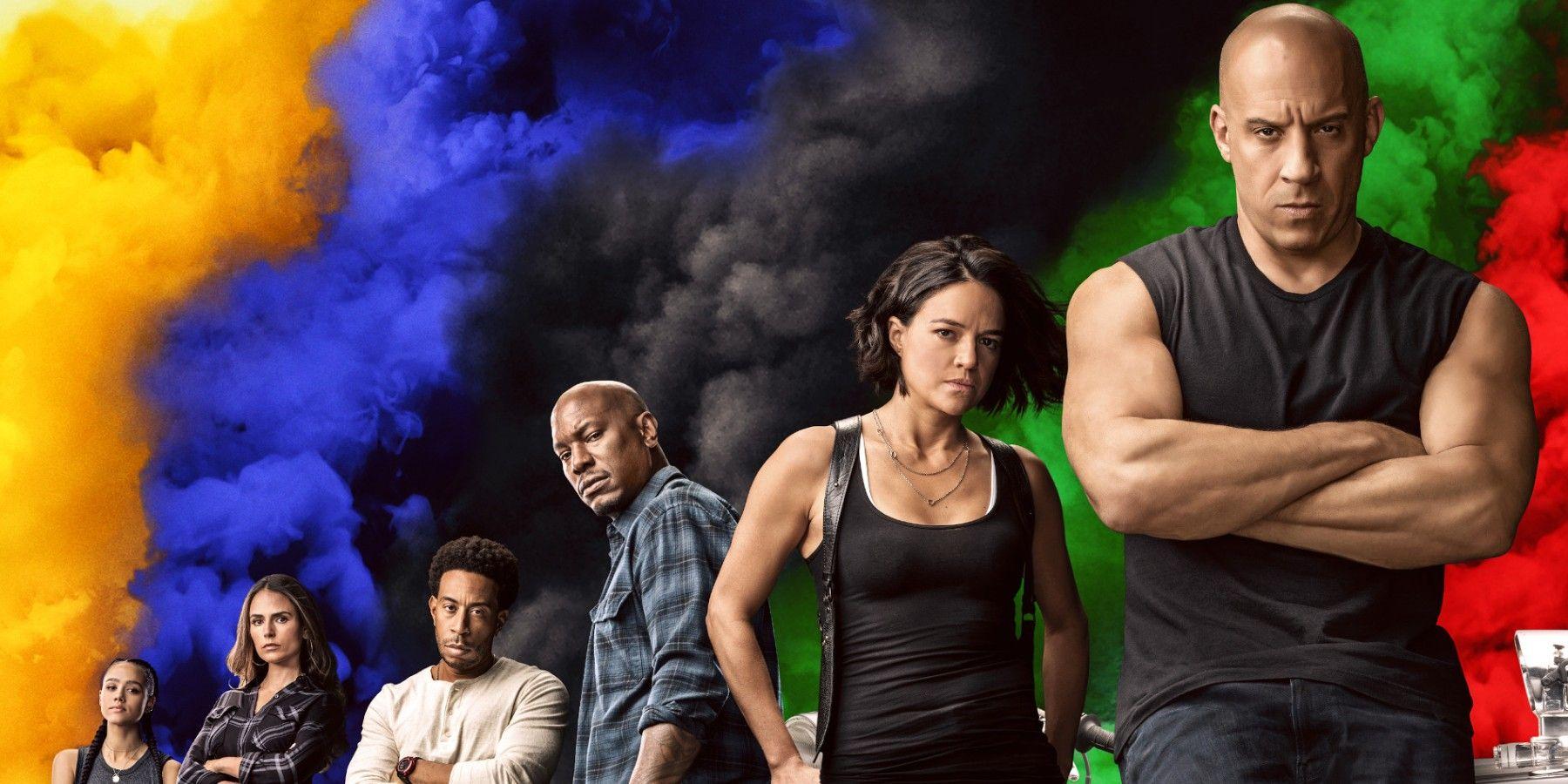Vin Diesel afirma que 'Velozes e Furiosos 9' revelará a história da origem de Dom Toretto 1