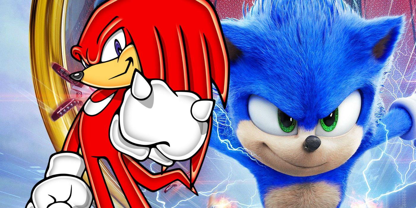 Sonic The Hedgehog Movie Has A Big Knuckles Sequel Tease You Missed
