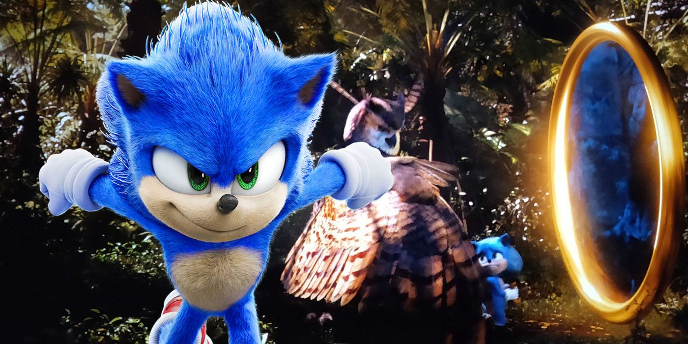 Sonic The Hedgehog Movie S Only Bad Change To The Games Is The Owl