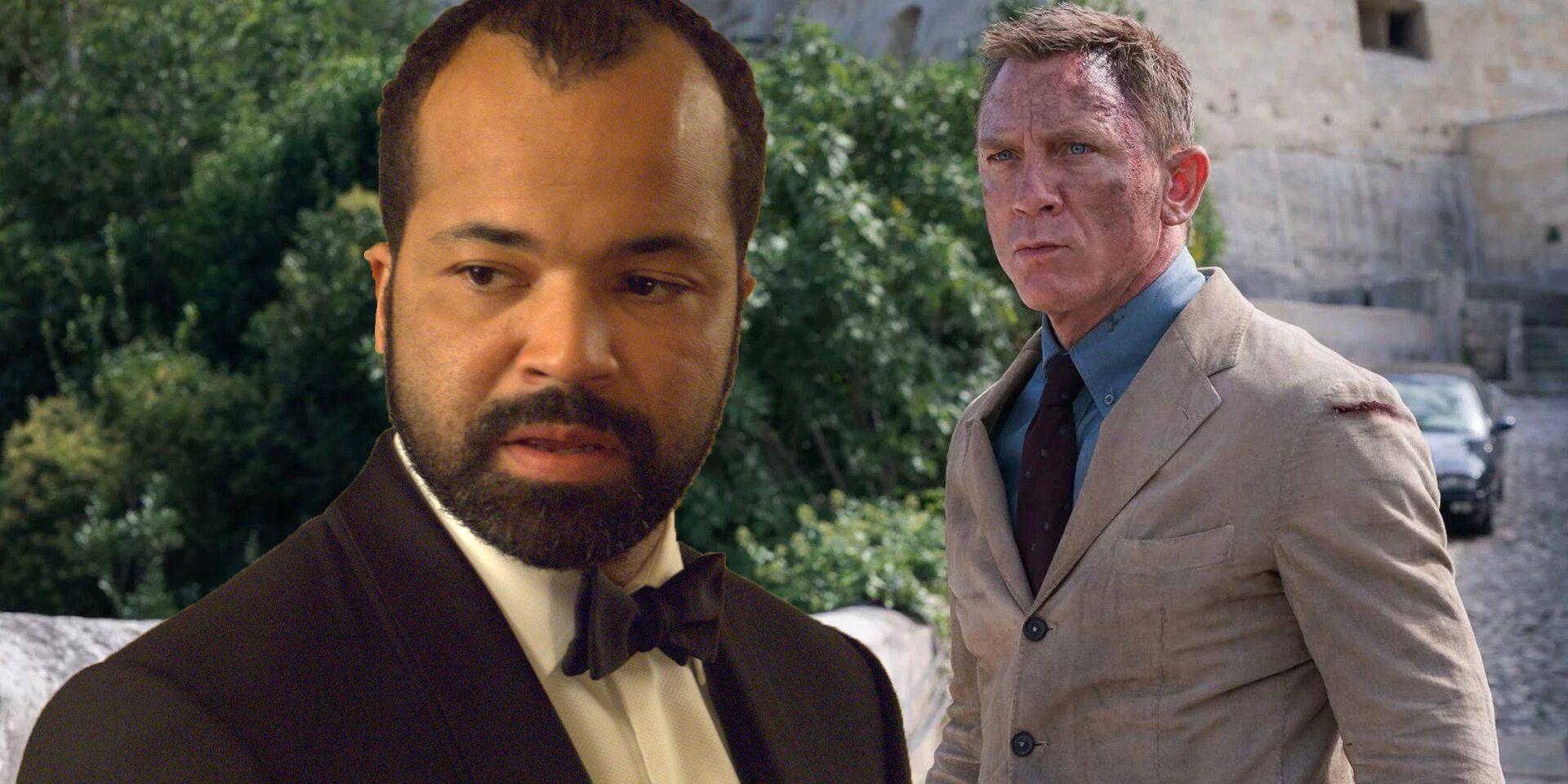 James Bond: Felix Is T...
