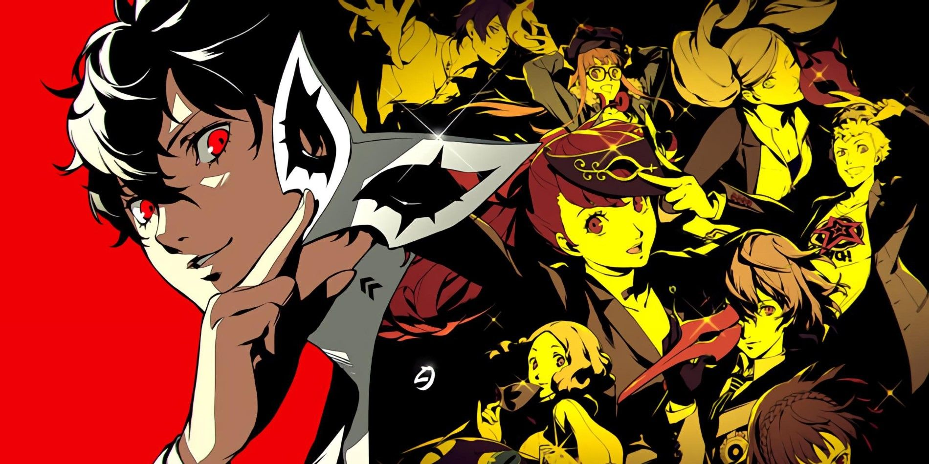 Persona 5 Royal Every Change In The New Game Screen Rant