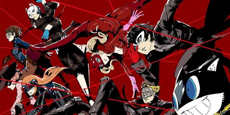 Persona 5 Team Dynamic