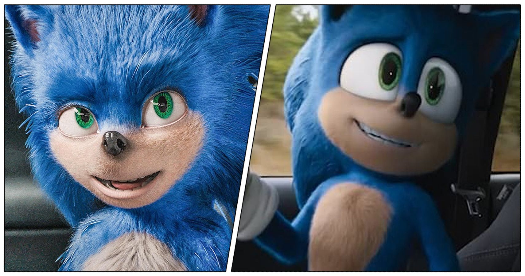 Sonic The Hedgehog 5 Ways Sonic S Redesign Helped The Movie 5 Ways It Didn T