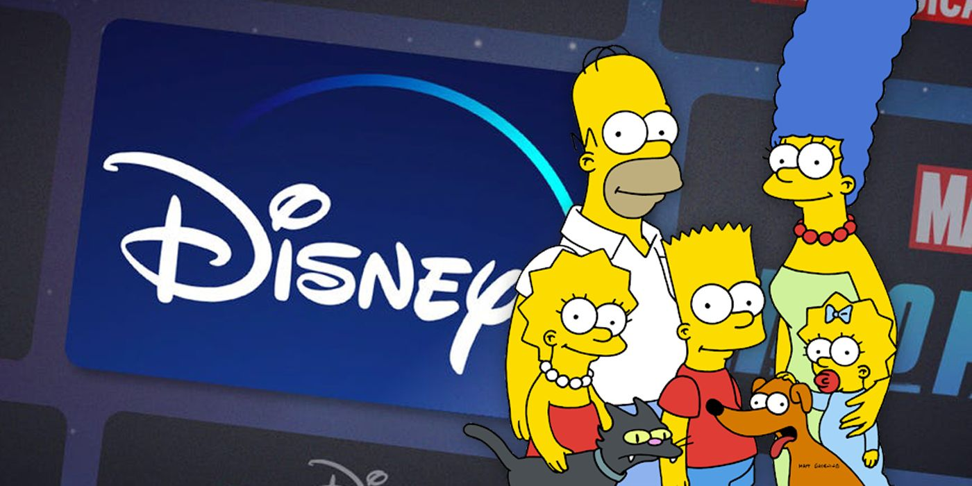 When Will Disney+ Fix The Simpsons?