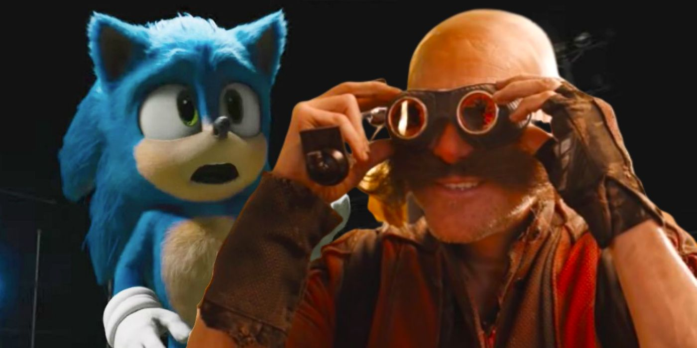 Sonic The Hedgehog Movie Cast Character Guide Screen Rant