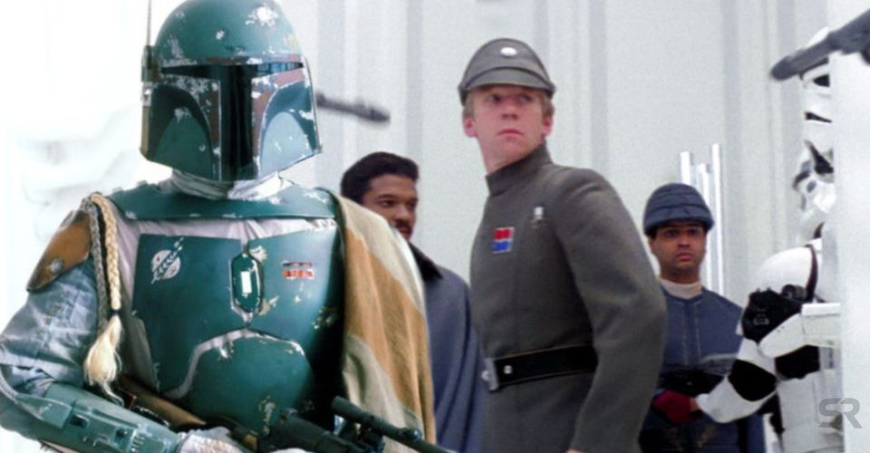 Boba Fett Actor Also Played An Imperial Officer In Empire Strikes Back