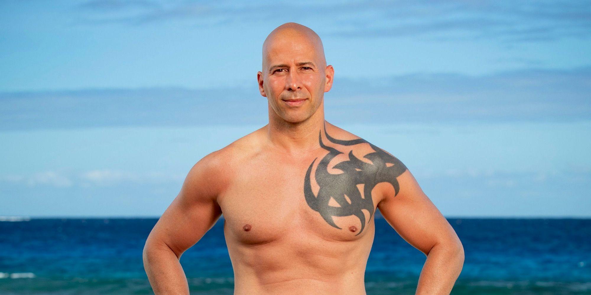 Survivor Is Tony Vlachos Becoming Season 40 U0026 39 S Version Of