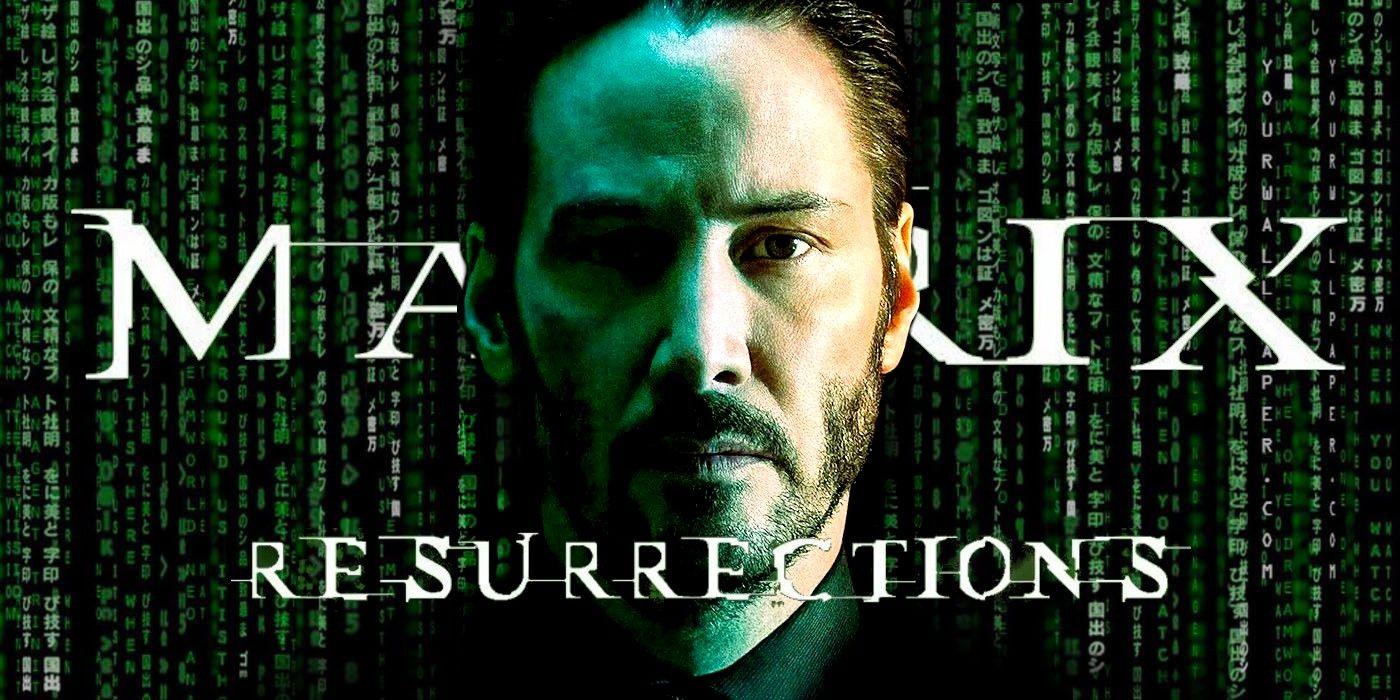 The Matrix Resurrections Trailer Leak - Title Leaked