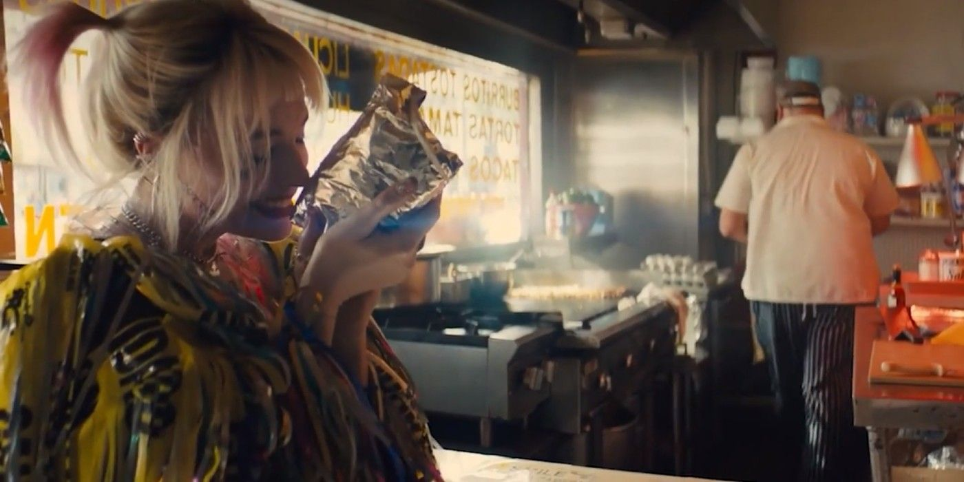 Birds Of Prey Actor Shares How To Cook Harley Quinn S Egg Sandwich
