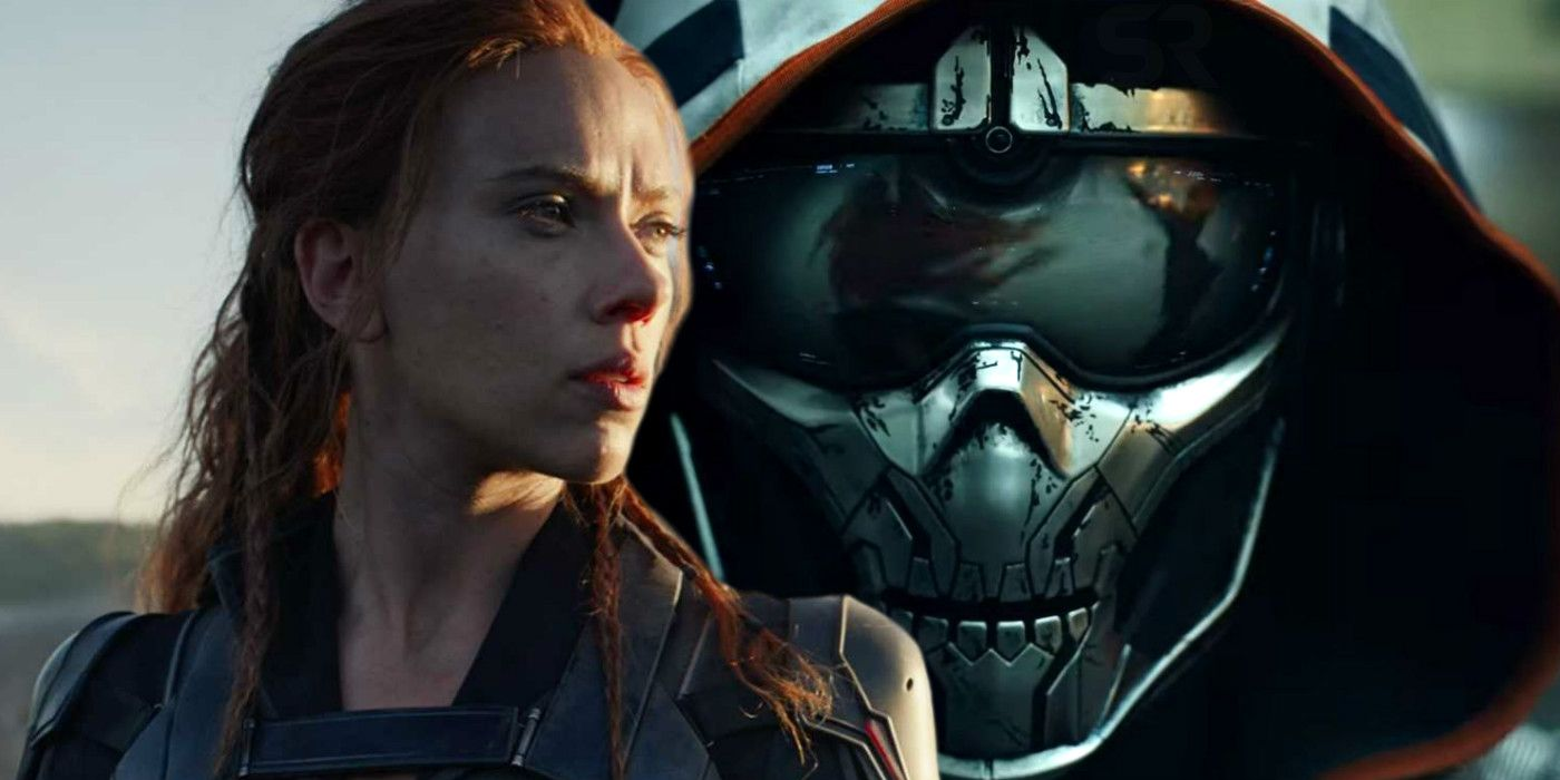 Black Widow Actor Addresses Taskmaster Rumors   Screen Rant