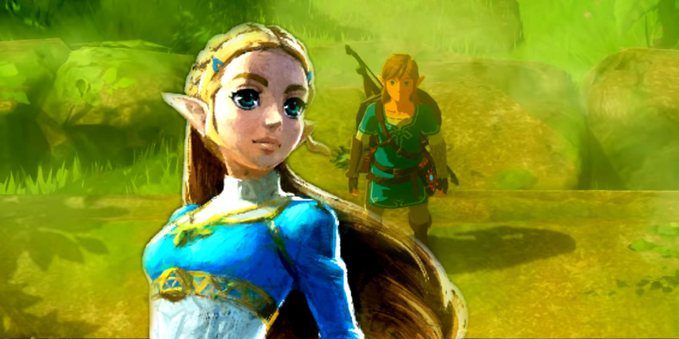 These Breath Of The Wild Rumors Hint At The Return of Dungeons & A Playable Zelda