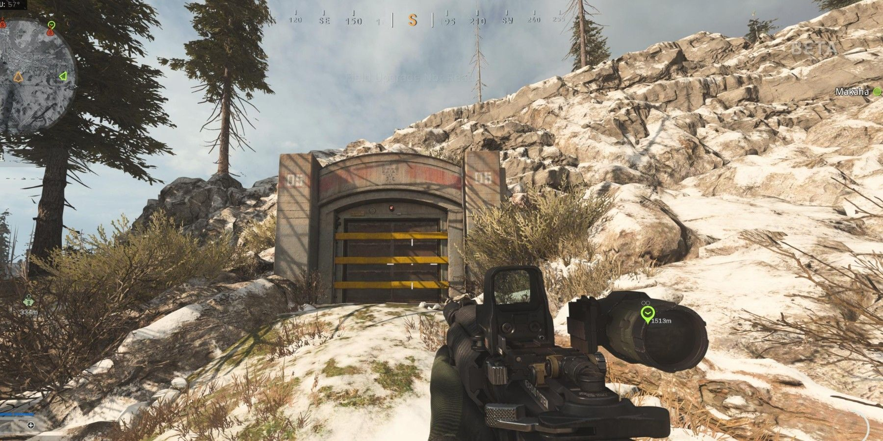call of duty warzone map bunkers