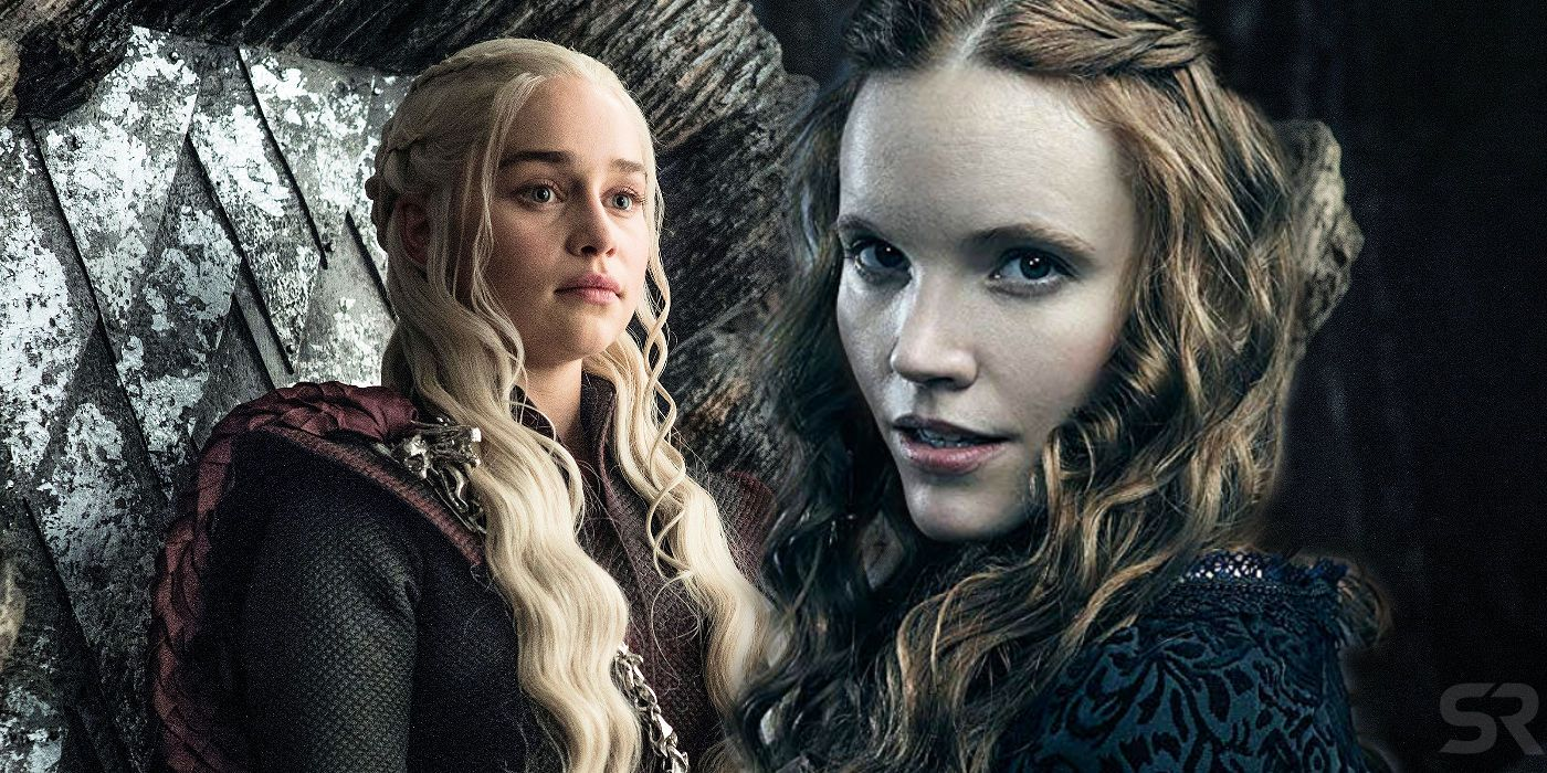 Game Of Thrones Why The Original Daenerys Actor Was Recast