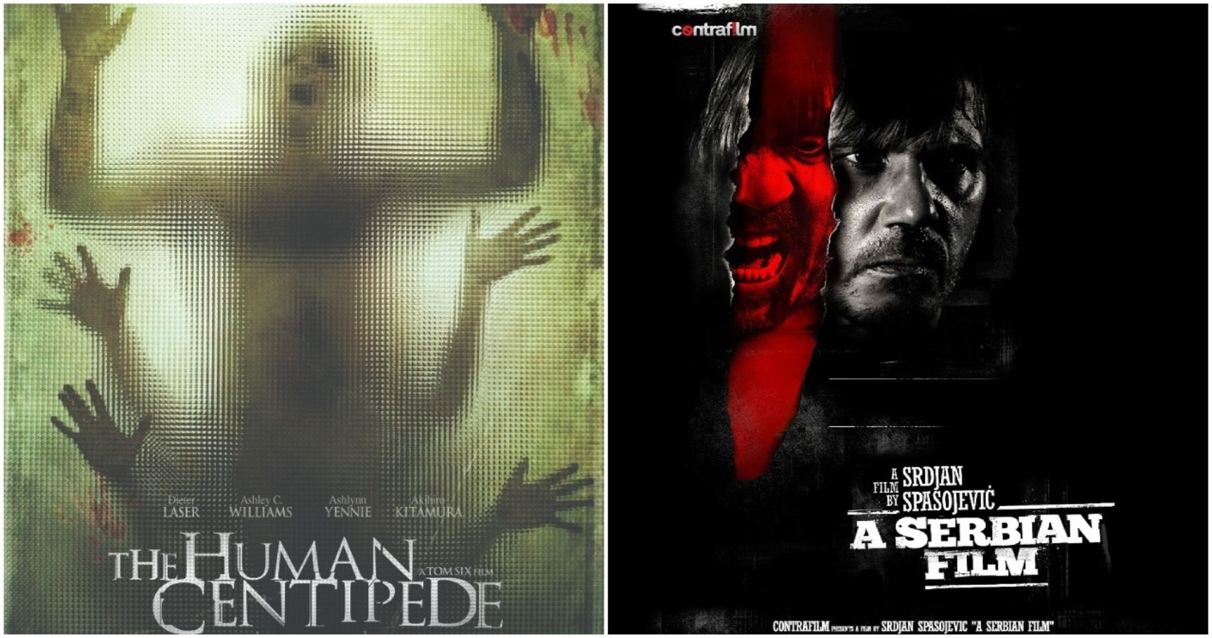 A Serbian Film Porno 5 movies that were banned for more than 10 years (& 5 that