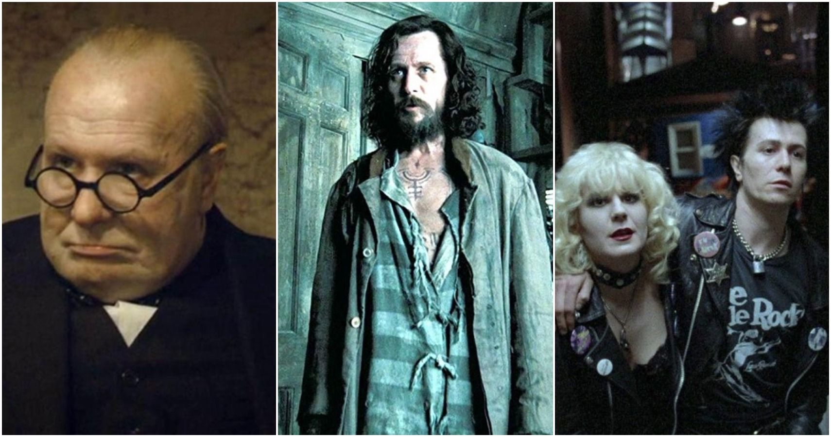 Gary Oldman S 10 Best Movies According To Rotten Tomatoes