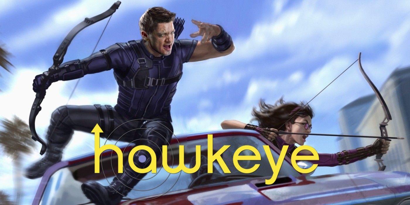 Marvel's Hawkeye Upcoming Marvel Shows on Disney Plus