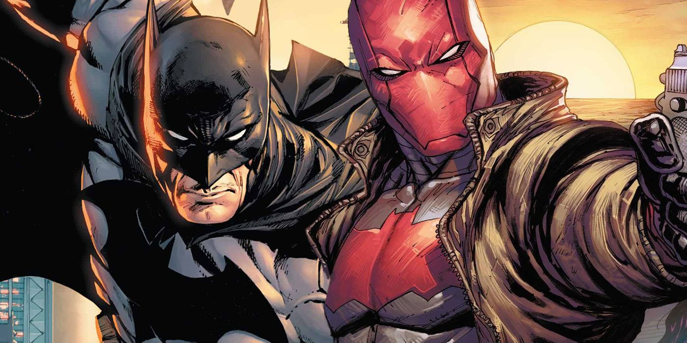 Even Jason Todd Knows The New Batman Is The Best One