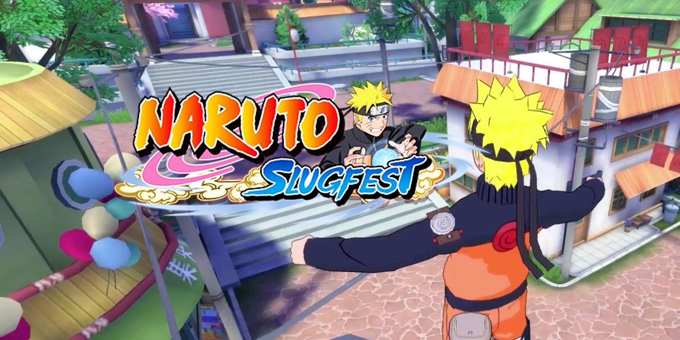 Naruto Is Getting Its Own 3d Open World Mobile Mmorpg Slugfest