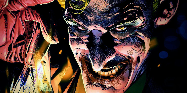 The Joker Explains His OWN Origin Story in DC's Batman