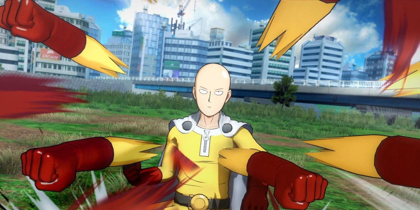 One-Punch Man Manga Shows What Happens When A Hero Gets TOO Strong