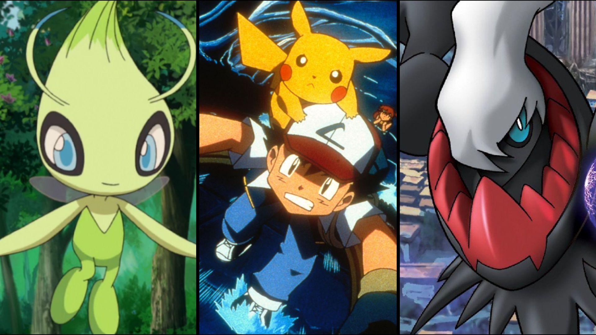 Pokemon Movies Netflix Should Remake Next Screen Rant