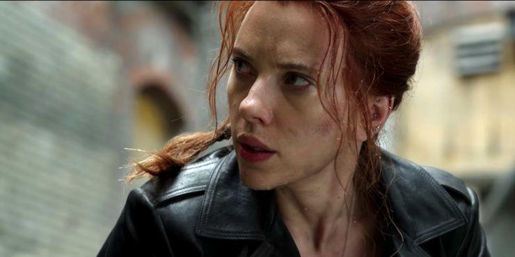 Scarlett Johansson Natasha Romanoff Black Widow movie