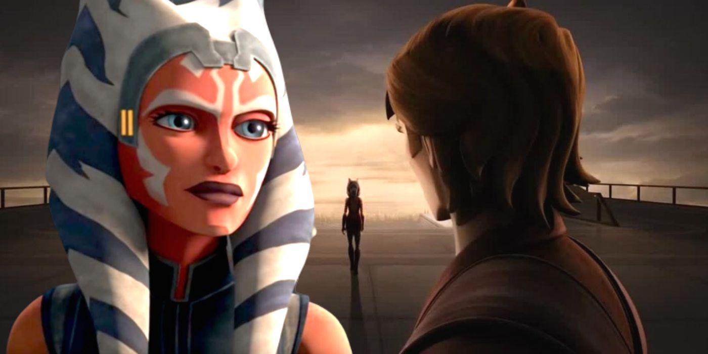 Why Ahsoka Left The Jedi Order In Clone Wars | Screen Rant