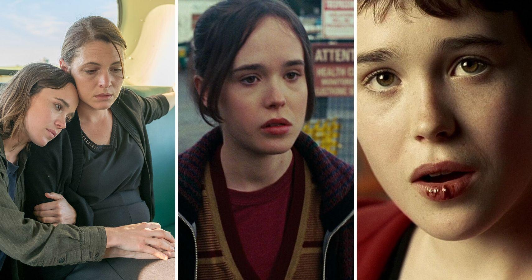 10 Best Elliot Page Movies (According To IMDB) | ScreenRant