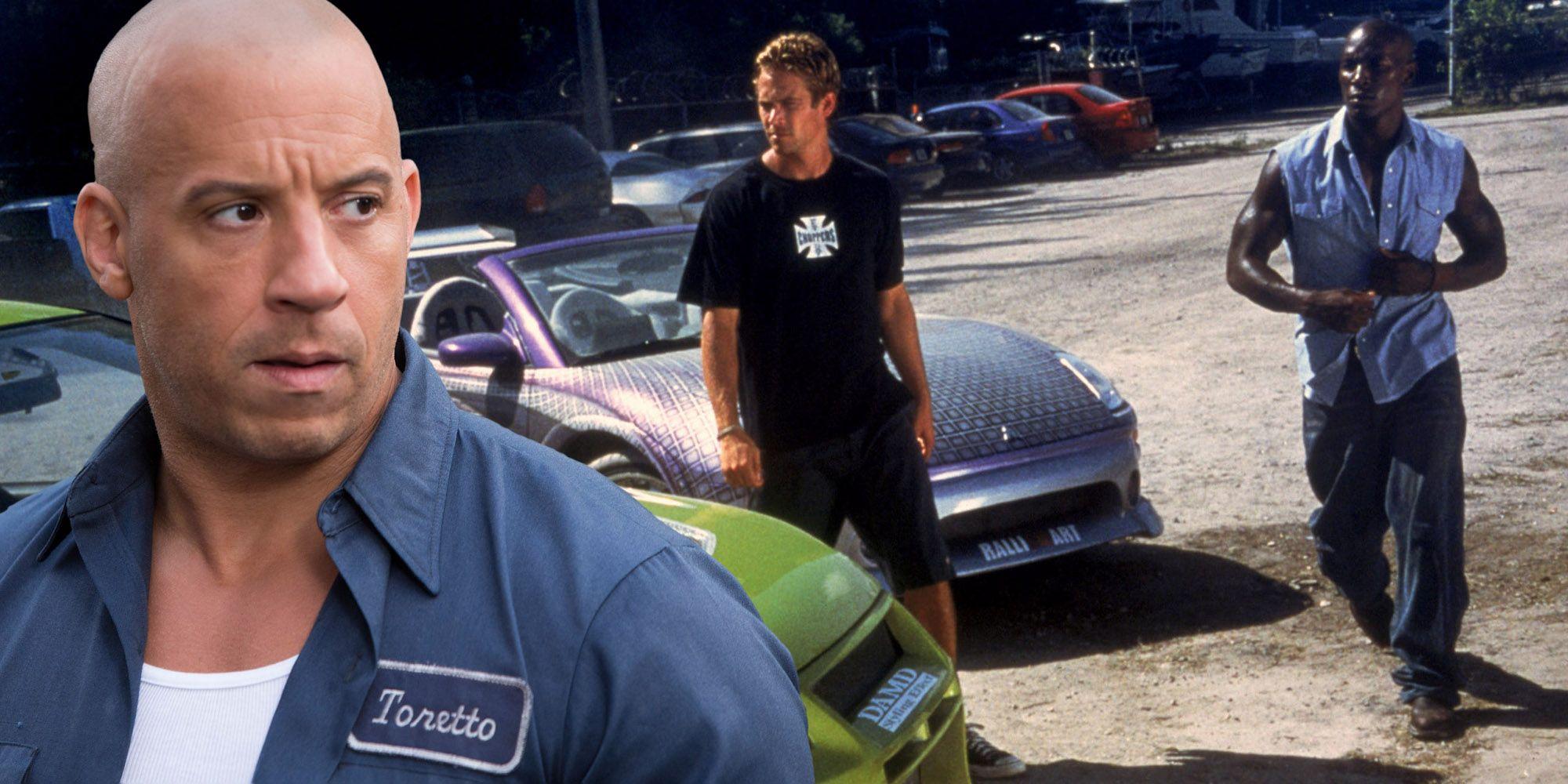 Why Vin Diesel Didn T Return For 2 Fast 2 Furious Screen Rant