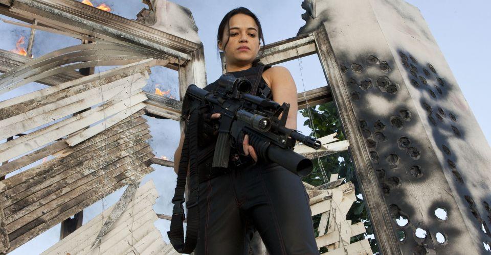 How Resident Evil 5 Resurrected Michelle Rodriguez S Rain