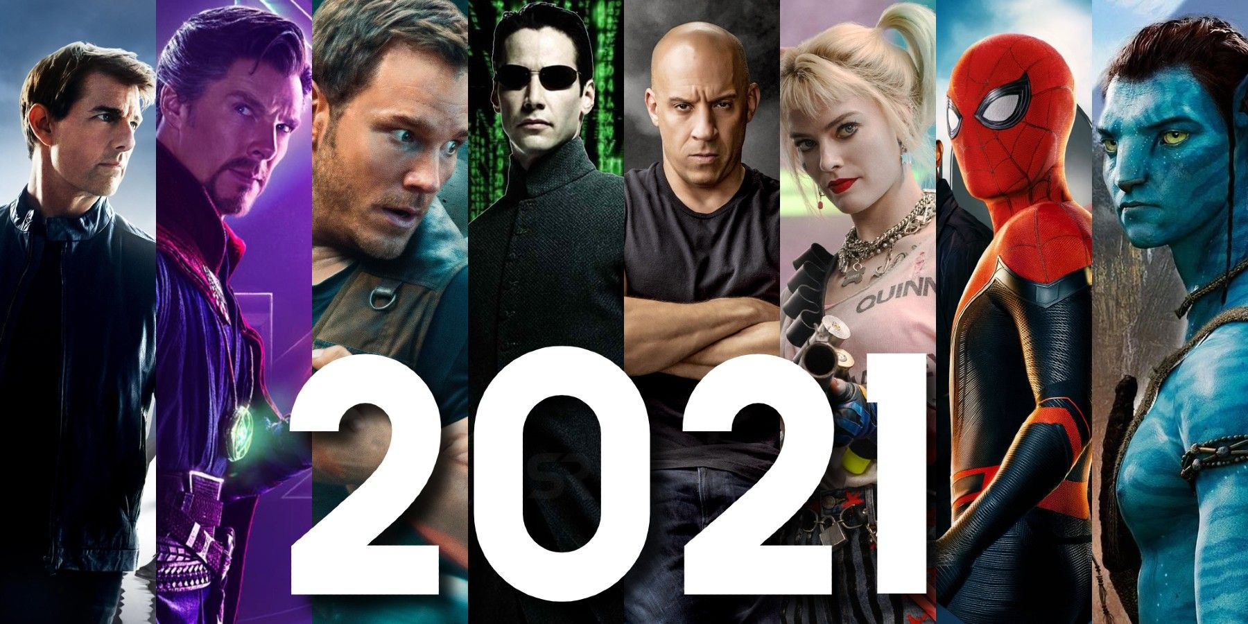 2021 movie release calendar looks dates