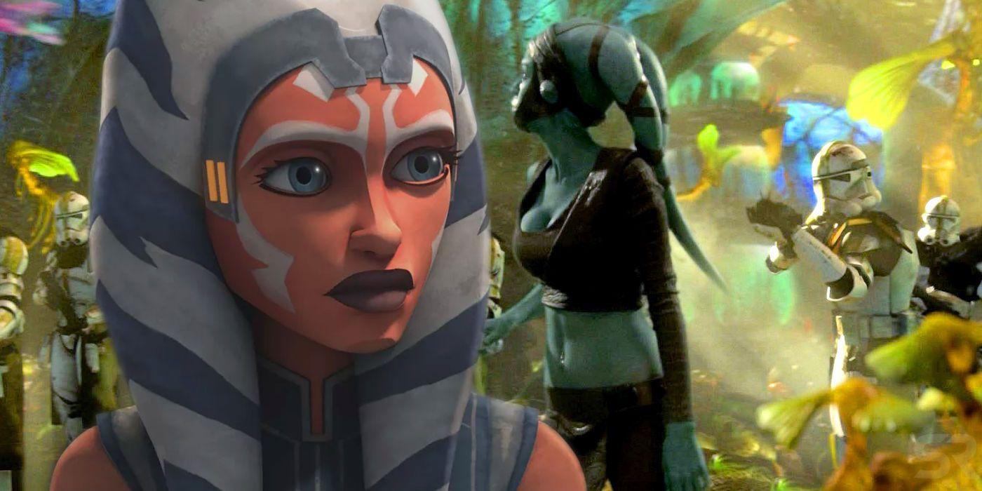 Clone Wars Foreshadows Order 66 Jedi Movie Deaths Screen Rant