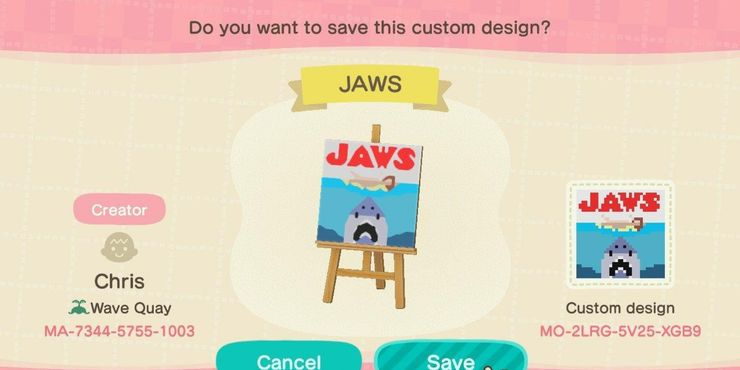 Animal Crossing New Horizons Best Player Created Art