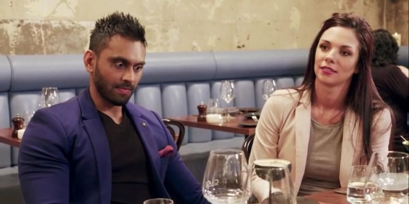 90 Day Fiancé Fans Think Ash Slept with Ex-Wife Sian
