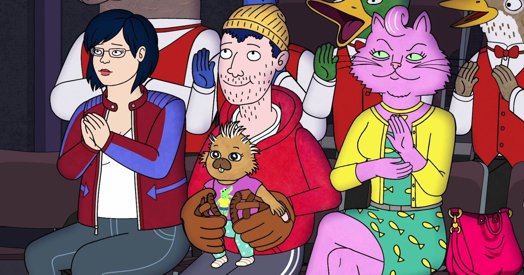 BoJack Horseman: The Main Characters Highest And Lowest Points