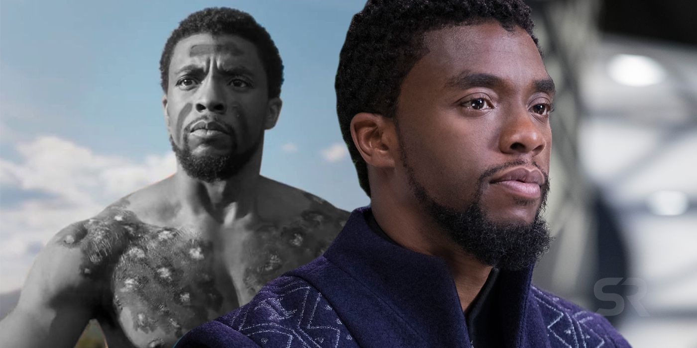 Chadwick Boseman's Weight Loss Explained | Screen Rant