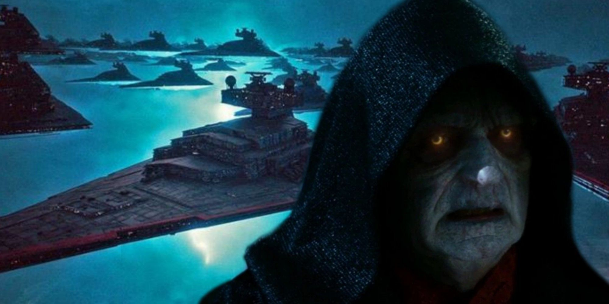 Star Wars Offers Another Origin For Palpatine S Rise Of Skywalker Fleet