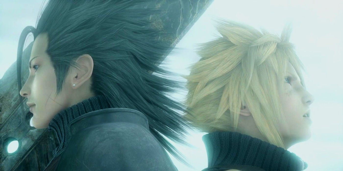 Final Fantasy 7 Remake: Zack Fair Explained | Screen Rant