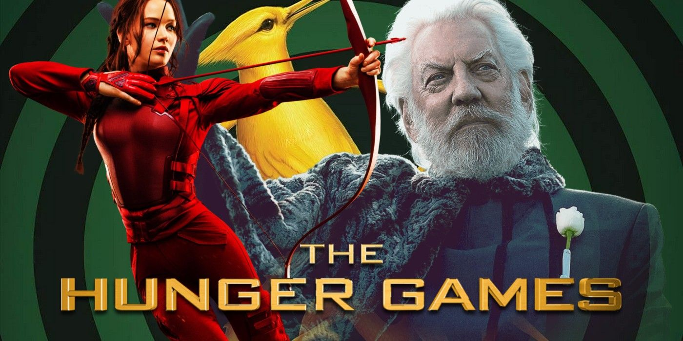 Hunger Games: Unanswered Questions The President Snow ...
