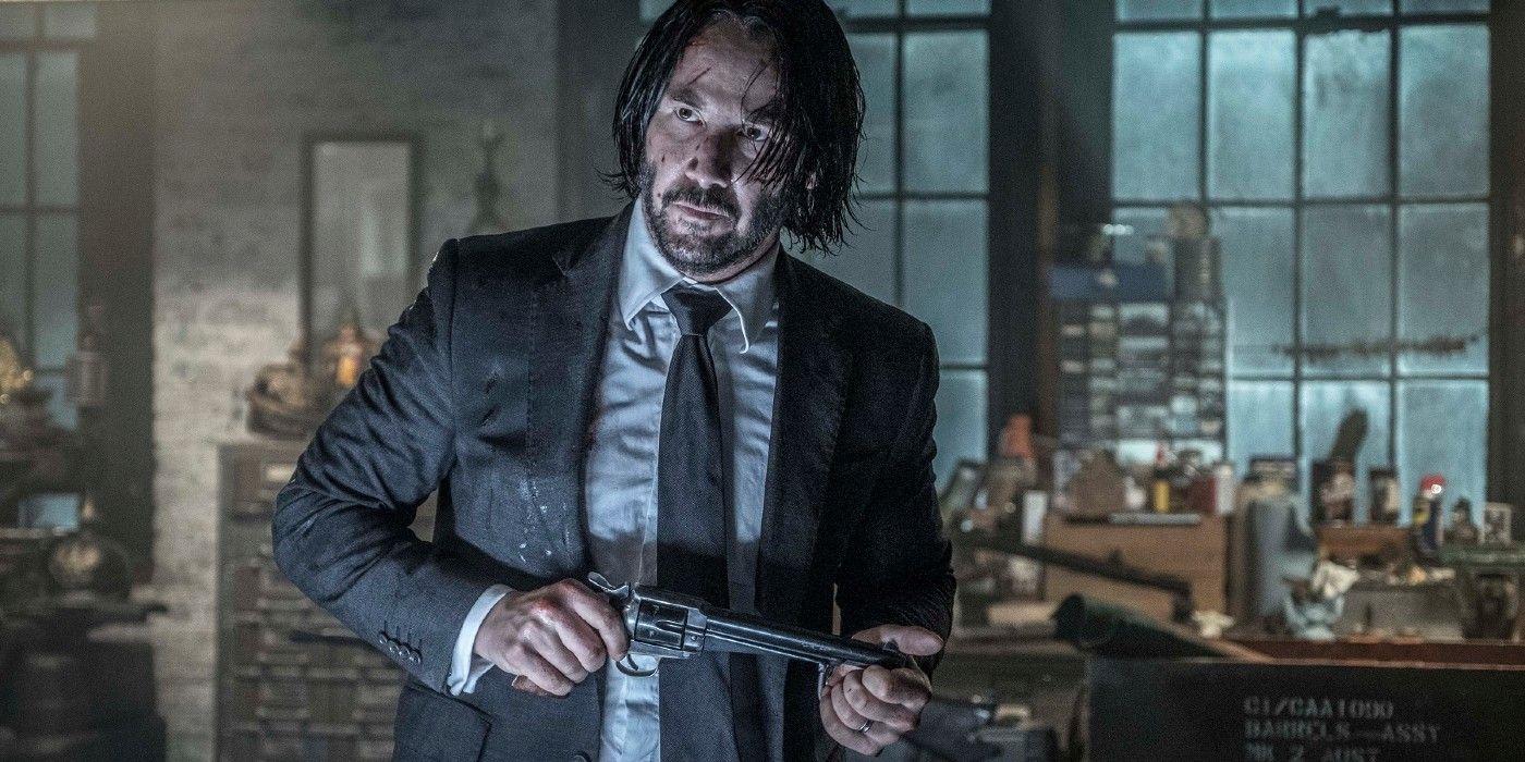 John Wick 5: Keanu Reeves já revelou a melhor ideia de finalização da franquia 1
