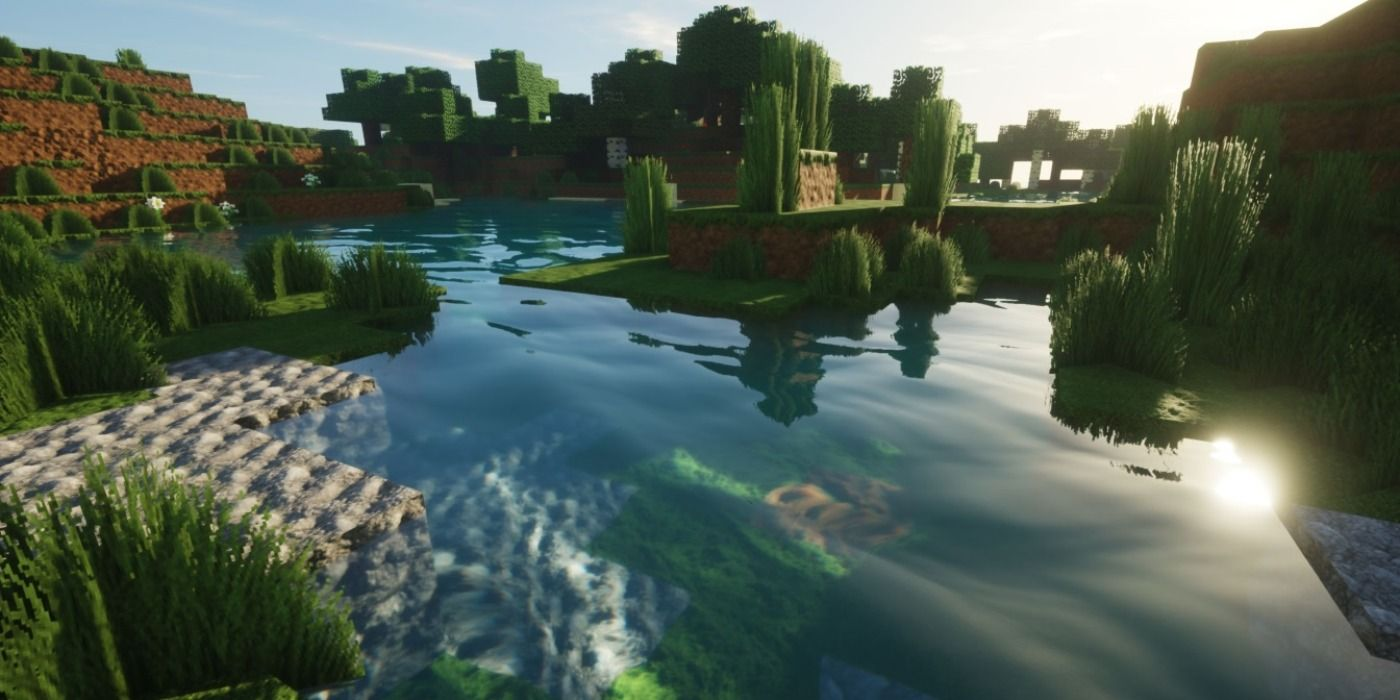 Minecraft Best Visual Mods How To Install Them Screen Rant